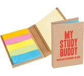Orlando Sticky Note & Page Flag Book  by Gopromotional - we get your brand noticed!