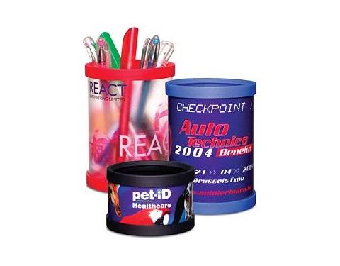 Flat Pack Pen Pot