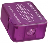Rainbow Frost Pencil Sharpener  by Gopromotional - we get your brand noticed!
