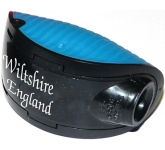 Ridge Grip Pencil Sharpener  by Gopromotional - we get your brand noticed!
