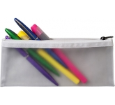 Frost Pencil Case  by Gopromotional - we get your brand noticed!