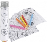 Activity Tube Colouring Set