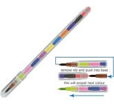 Popper Crayon  by Gopromotional - we get your brand noticed!