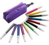 Striker Felt Tip Pen Set  by Gopromotional - we get your brand noticed!