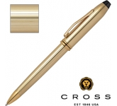 Cross Townsend 10ct Rolled Gold Pen