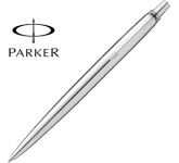 Parker Stainless Steel Jotter Pen  by Gopromotional - we get your brand noticed!