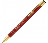 Electra Oro Gilt Metal Pen  by Gopromotional - we get your brand noticed!