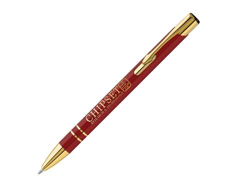 Electra Oro Gilt Metal Pen