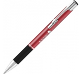 Electra Satin Grip Metal Pen  by Gopromotional - we get your brand noticed!