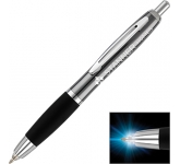 Contour Light Metal Pen  by Gopromotional - we get your brand noticed!