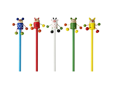 Novelty Animal Pencil