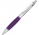 Bullet Enterprise Grip Pen  by Gopromotional - we get your brand noticed!