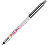 Cosmic Stylus Pen  by Gopromotional - we get your brand noticed!