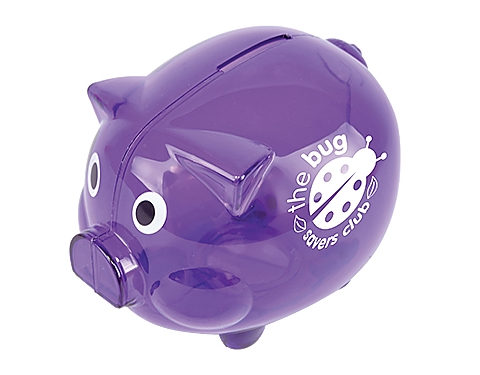 Super Saver Piggy Bank