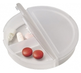Disc Pill Box  by Gopromotional - we get your brand noticed!