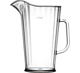 Premium Plastic 4 Pint Pitcher