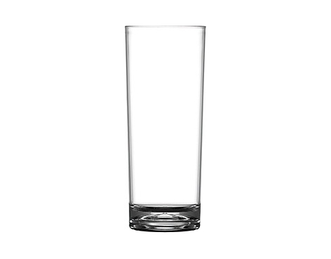 Premium 12oz Hiball Plastic Glass