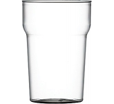 Premium Plastic Nonic Half Pint Glass  by Gopromotional - we get your brand noticed!