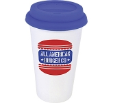 Coffee Shop Take Away Mug  by Gopromotional - we get your brand noticed!