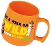 Classic Promotional Plastic Mug