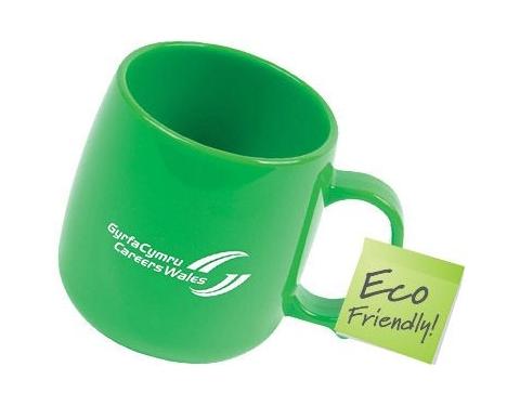 Classic Recycled Plastic Mug