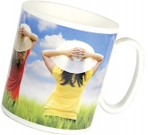Prismatic Panoramic Recycled Mug  by Gopromotional - we get your brand noticed!