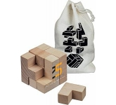 Mind Trap 3D Wooden Puzzle
