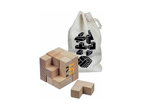 Mind Trap 3D Wooden Puzzle