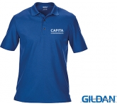 Gildan Performance Double Pique Sports Polo Shirts - Coloured