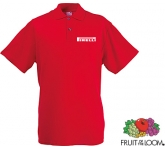 Fruit Of The Loom Original Polo Shirts - Coloured