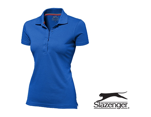 30bc613f Promotional Slazenger Advantage Women's Polo Shirt Printed with your Logo  at GoPromotional