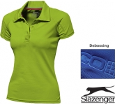 Slazenger Game Women's Performance Polo Shirt  by Gopromotional - we get your brand noticed!