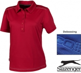 Slazenger Receiver Women's Performance Polo Shirt  by Gopromotional - we get your brand noticed!