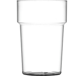 Economy Polystyrene Half Pint Glass  by Gopromotional - we get your brand noticed!