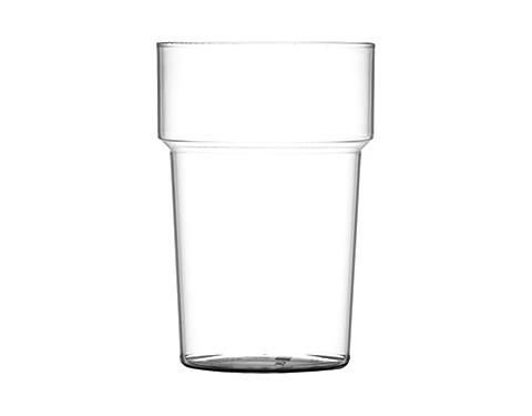 Economy Polystyrene Half Pint Glass