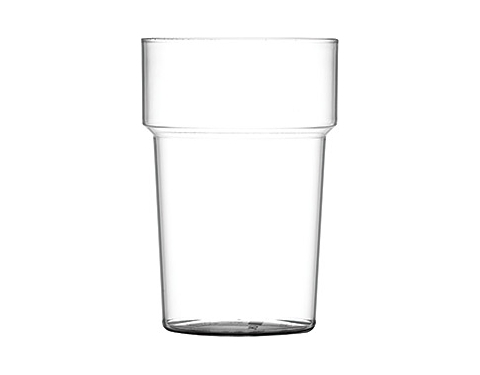 Economy Polystyrene Pint Glass