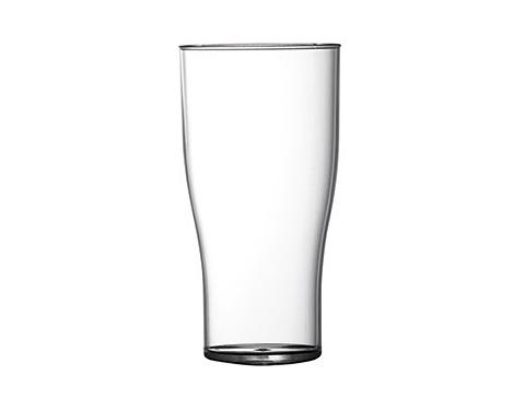 Economy Polystyrene Half Pint Tulip Glass