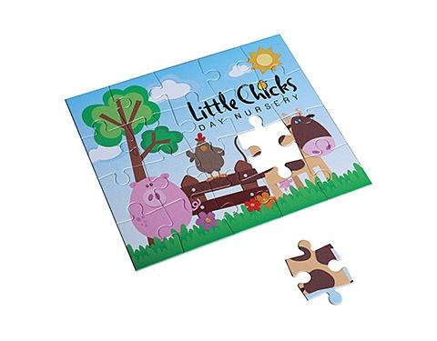 20 Piece Card Jigsaw