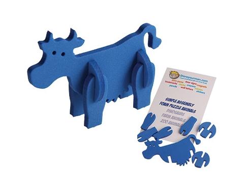 Foam Animal Puzzle