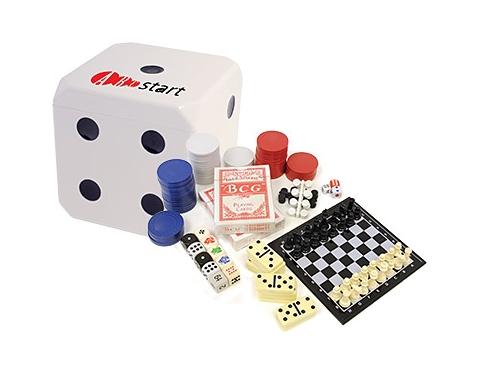 Dice Game Cube