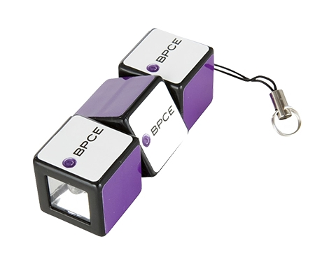 Rubik's Mini LED Flashlight
