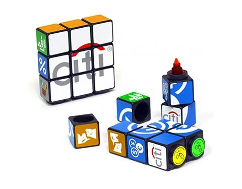 Rubik's Highlighter Pen Set