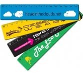 15cm ColourBrite Coloured Ruler  by Gopromotional - we get your brand noticed!