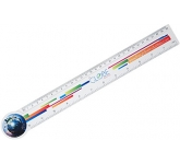 30cm Circle Shaped Ruler  by Gopromotional - we get your brand noticed!
