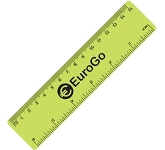 15cm Horizon Flexible Ruler  by Gopromotional - we get your brand noticed!