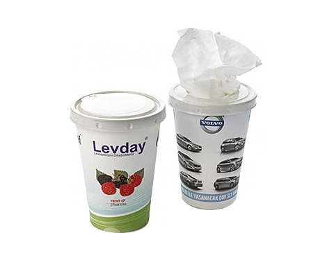 Tissue Drink Cup