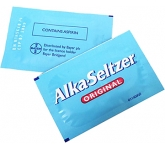 Pair of Alka Seltzers Tablet