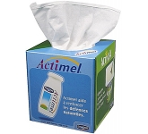Box Of 100 2-ply White Tissue