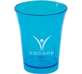 Edgeglow Shot Glass  by Gopromotional - we get your brand noticed!