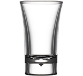 Economy 25ml Shot Glass  by Gopromotional - we get your brand noticed!